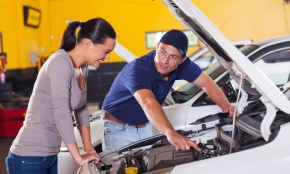An idiot's guide to MOT andServicing