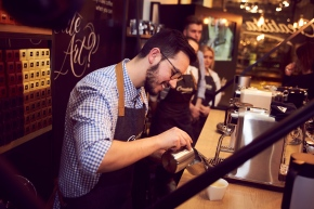 Be your own Barista withNespresso!