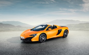 ROAD TEST: McLaren 650S Spider