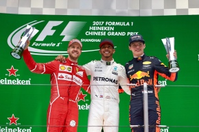 FROM THE GRID: Lewis strikes back in Shanghai!