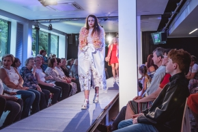 New Talent Shines at Harrogate College Fashion Show